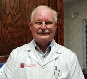 Dr. David Price, ENT Doctor - Denton, Texas